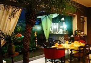 Cafe Bunga Bali Malang