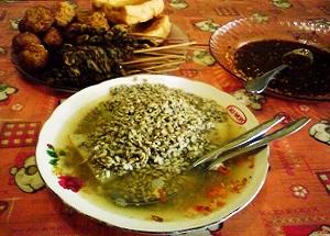 Warung Kupang Hj. Qomariyah