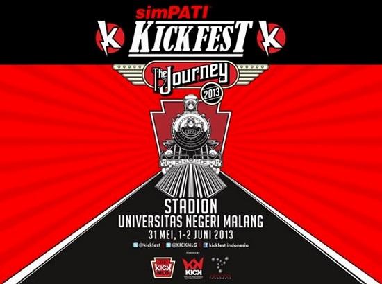 Kickfest 2013 Malang