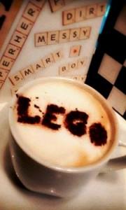 Lego House Cafe