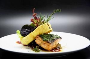 Salmon Fillet Terra Bistro bar