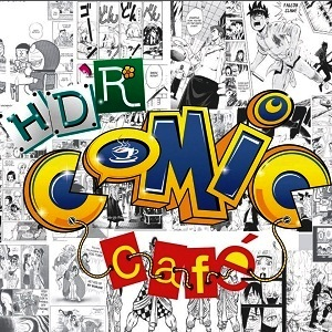 HD'R Comic Cafe Malang