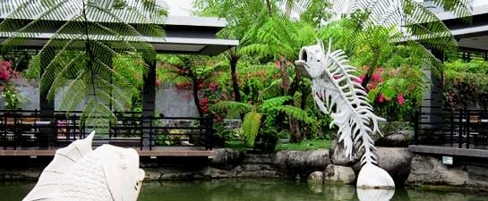 Rumah Makan Kerta Sari Kota Wisata Batu Malang