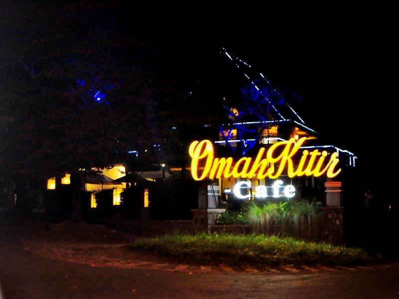 Omah Kitir Cafe Batu