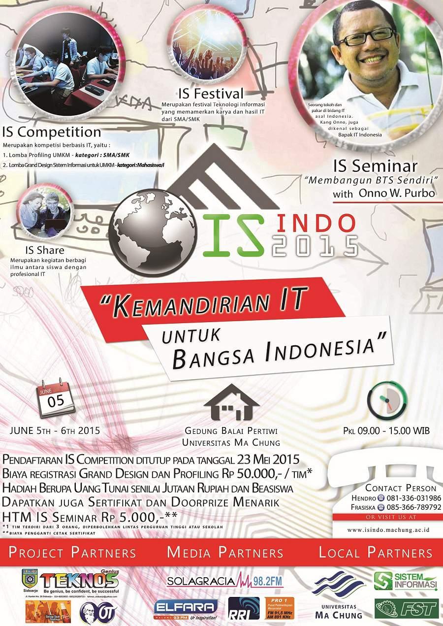 ISIndo 2015