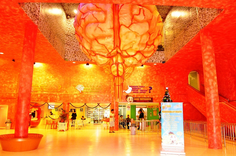 Museum Tubuh Bagong Batu