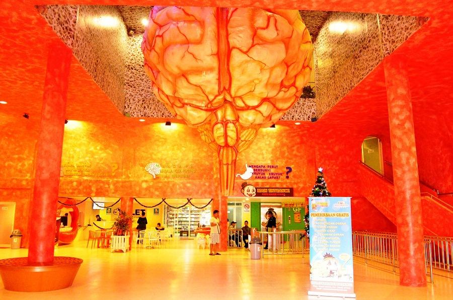 Museum Tubuh Manusia Bagong Adventure Batu Malang