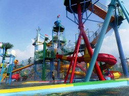 Hawai Waterpark Kota Malang