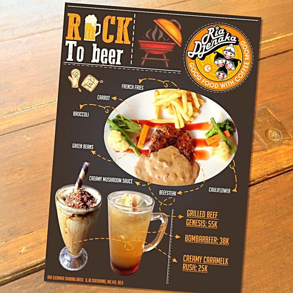 Cafe dekar Jatim Park Batu