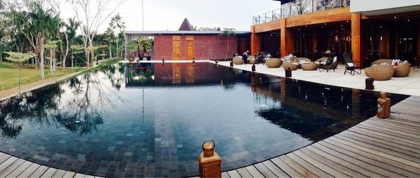 Djati Lounge Araya Kota Malang