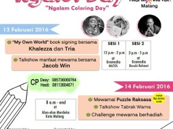 Ngalor Day – Ngalam Colour Day