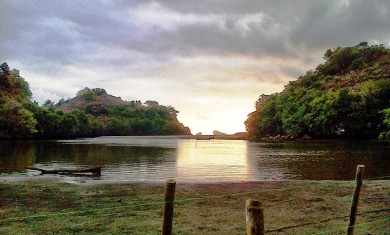 Pantai Ungapan Malang MG