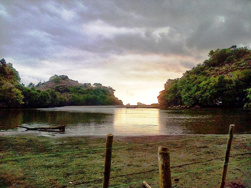 Pantai Ungapan, Malang Selatan