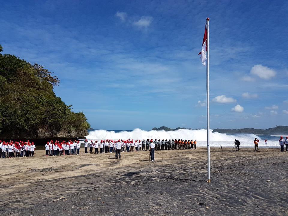 ungapan Beach, Malang Selatan