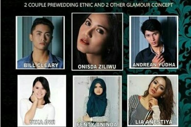 Photo Hunt with Blitz Models Malang