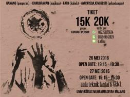 Pentas Tunggal LSO Seni Teater Hompimpah Muhammadiyah Malang