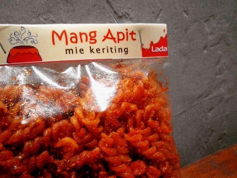 Makaroni Mang Apit di Malang