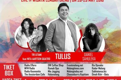 Malang Jazz Festival 2016