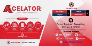 Jasa translate inggris indonesia di Malang