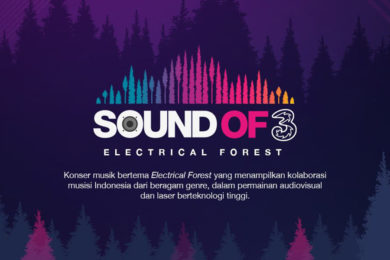 Sound of Tri Electrical Forest Concert - Lapangan Rampal, Kota Malang