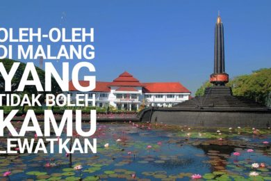 Top 5 Oleh-Oleh Khas Kota Malang