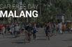 Car Free Day Malang