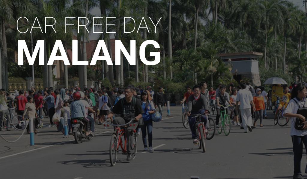 Jalan-Jalan dan Belanja ke Pasar Minggu di Car Free Day Malang