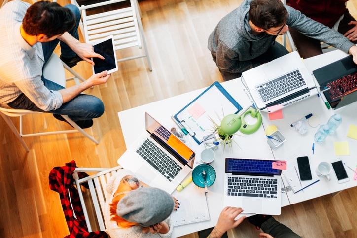 Ngumpul Bareng Komunitas Startup di Co-Working Space Kota Malang