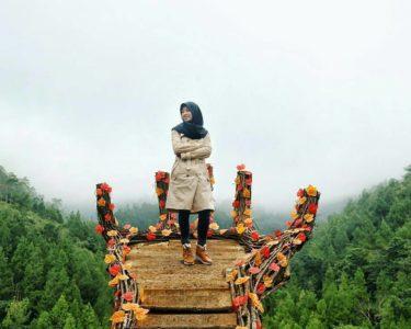 Spot Tangan Dewa Coban Putri, Batu - Malang