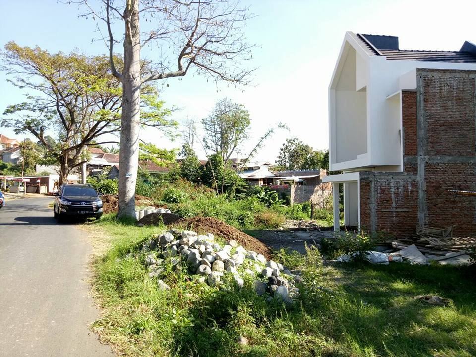 Jual Beli Tanag dekat Apartemen Malang
