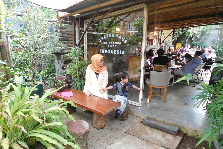 Gartenhaus Malang