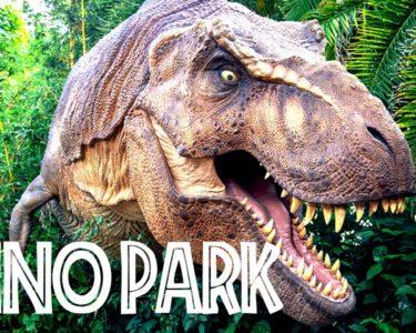 Dino Park Jatim Park 3 Malang