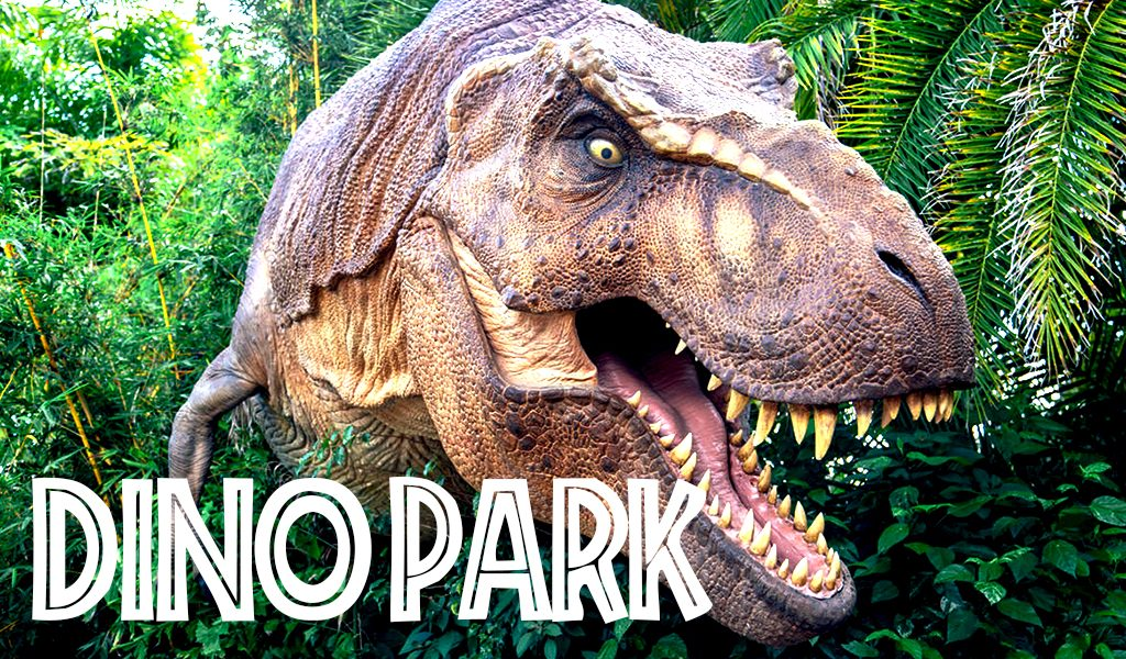 Intip Dino di Jatim Park 3 Kota Batu Yuk!