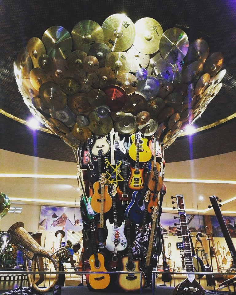 Museum Gitar Malang