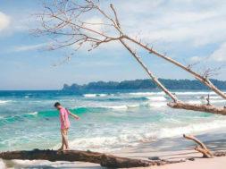 Pantai Sendiki, Malang Selatan, Jawa Timur - Indonesia