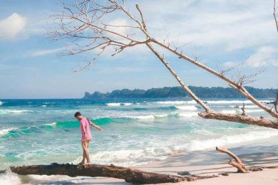 Pantai Sendiki Malang Guidance