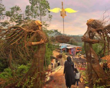 Taman Langit Gunung Banyak, Batu - Malang