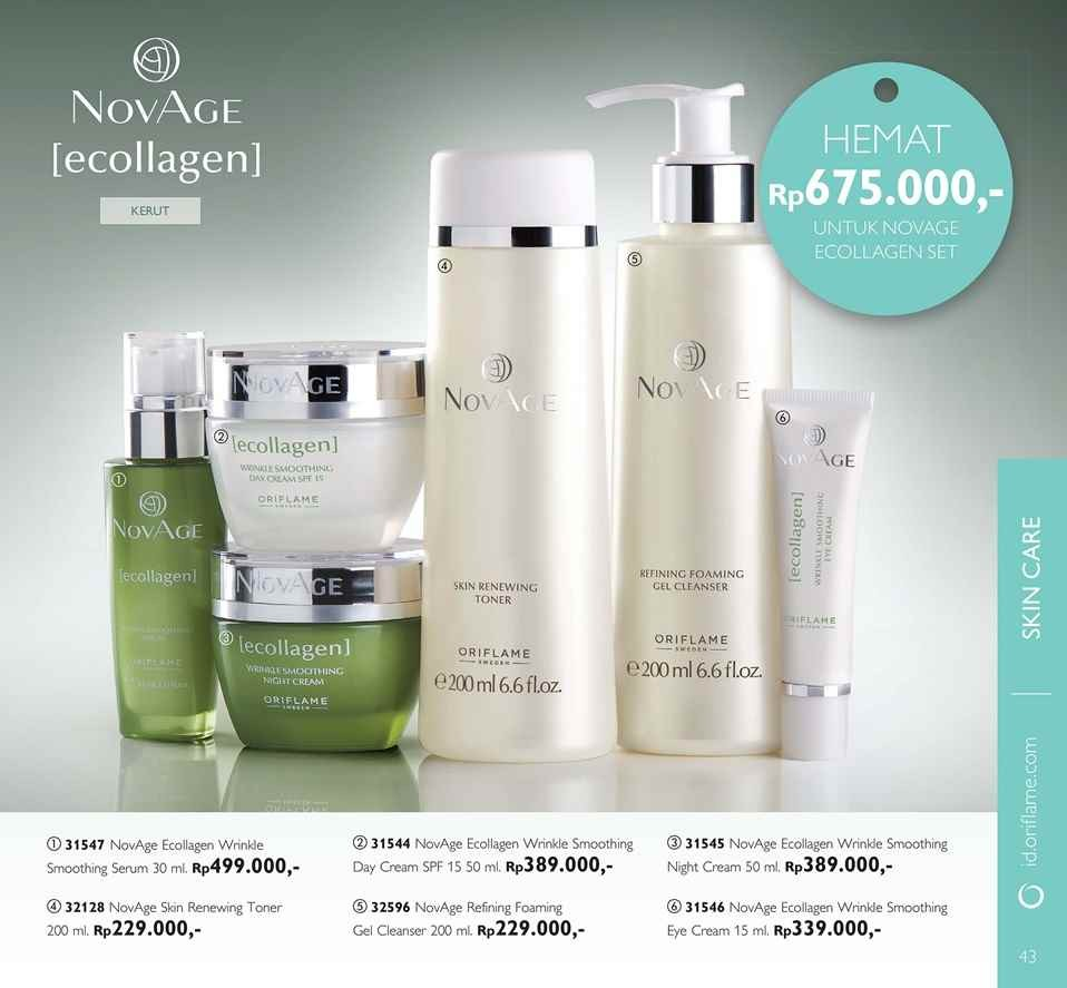 NovAge Ecollagen Malang