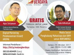 Mentoring Bisnis Malang Berdaya