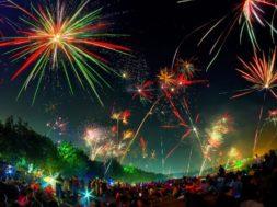Malam Tahun Baru di Kota Malang