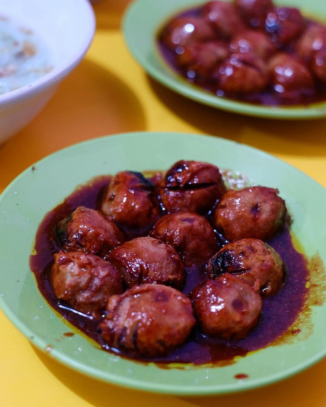 Wisata kuliner malam di Malang