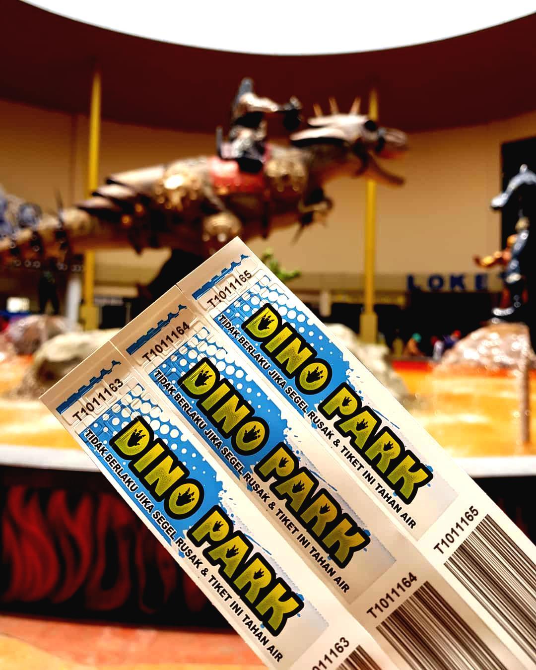 Dino Park, Jawa Timur Park 3