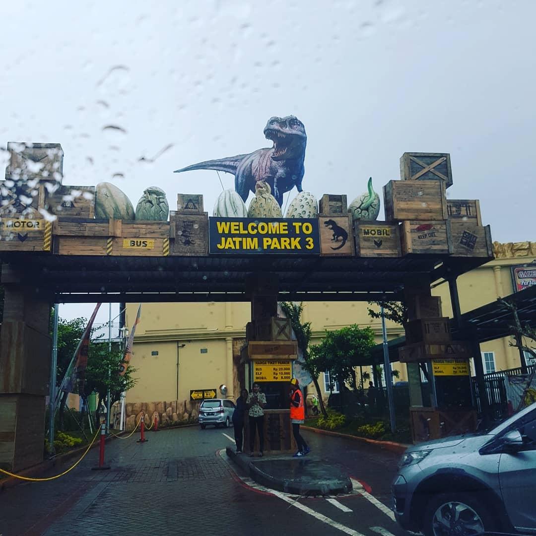 Dino Park Batu - Malang Raya
