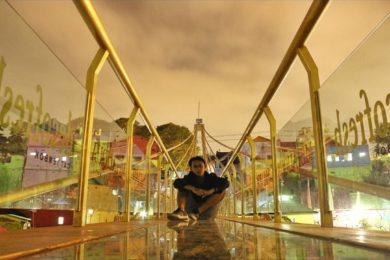 Jembatan Kaca Kota Malang