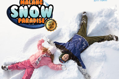 Malang Snow Paradise 2017 Hawai Waterpark