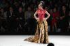 Woman Talkshow Kota Malang Fashion Show