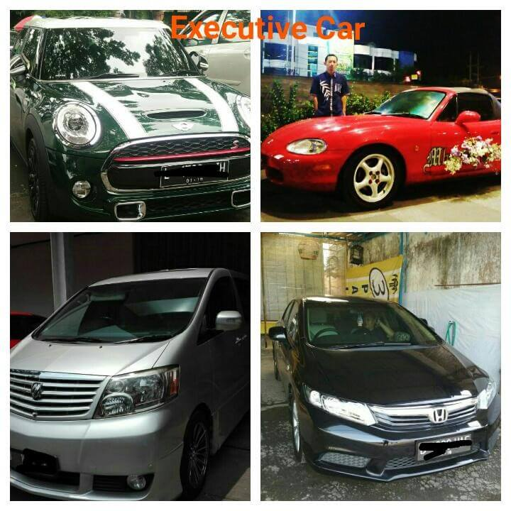 Rent car mobil mewah Malang