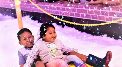 Snow City Malang