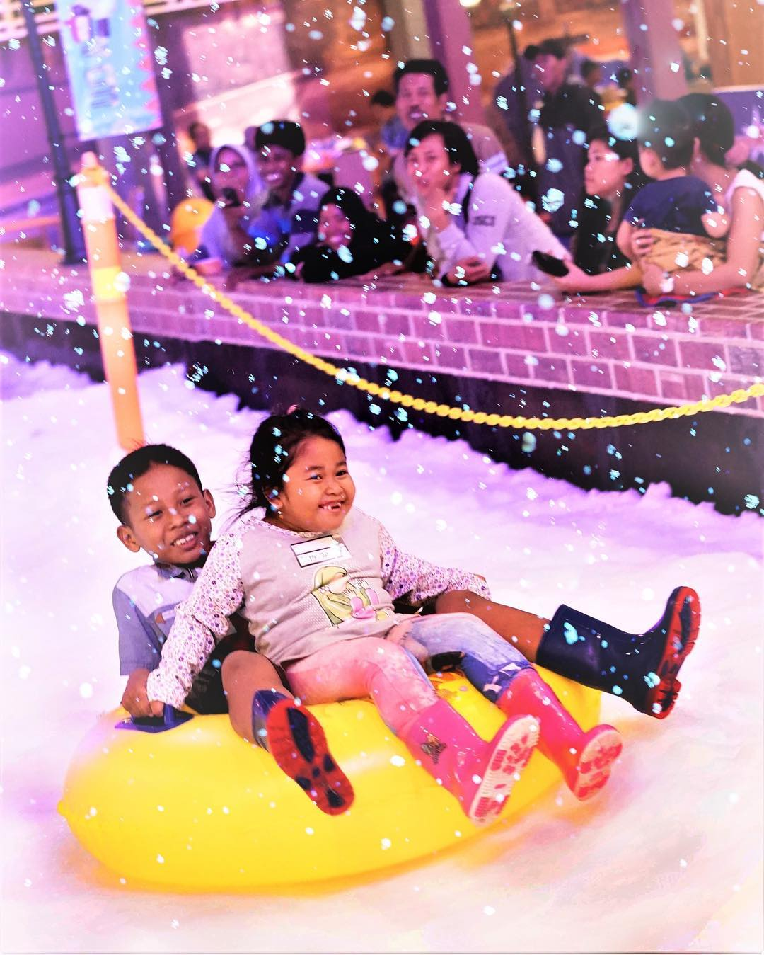 Malang Snow City 2018 – Hawai Waterpark