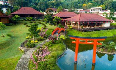 The onsen batu malang guidance
